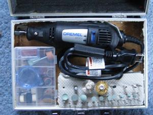 Dremel 200 rotary / engraver tool rental Washington, DC (Hagerstown, MD)
