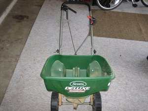 Broadcast Spreader rental Austin, TX