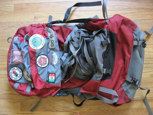 Osprey Ariel 65L Women's Backpacking Pack rental Austin, TX