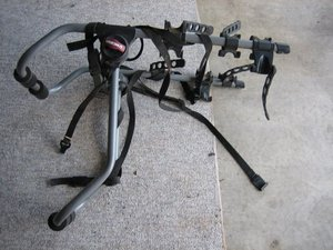 Yakima SUV Bike Rack rental Austin, TX