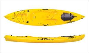 Kayak - Ocean Drifter sit-on Kayak rental Houston, TX