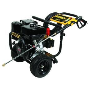 Loanables Dewalt Gas Pressure Washer Rental Located In