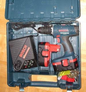 Bosch 18v Cordless drill rental Knoxville, TN
