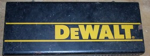 DeWalt reciprocating saw rental Knoxville, TN