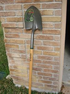 5' gardening shovel rental Austin, TX