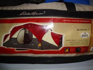 Eddie Bauer Seven Man Tent rental Los Angeles, CA