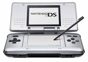 NINTENDO DS portable video game system rental San Diego, CA