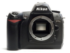 Nikon D70, body only rental Los Angeles, CA