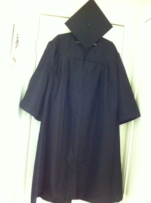 Graduation Gown & Cap rental Dallas-Ft. Worth, TX