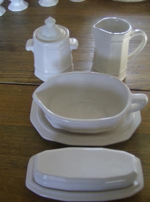 Pfalztgraff Heritage table and dish set rental Denver, CO