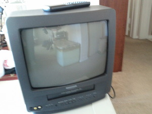 "CurtisMathes Tronics TV/VCR (13"") rental Oklahoma City, OK"