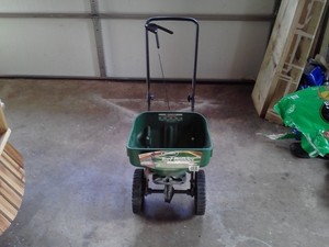 Seeder Spreader rental Richmond-Petersburg, VA