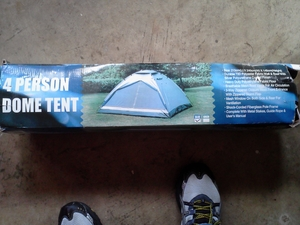 4 person camping tent rental Richmond-Petersburg, VA
