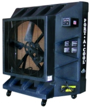 "Port-a-cool 36"" 3 speed swamp cooler rental San Francisco-Oakland-San Jose, CA"