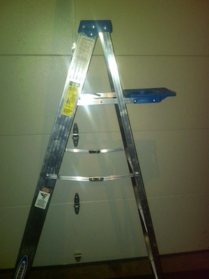 6' Folding Alluminum Ladder rental Richmond-Petersburg, VA