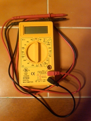 Digital Multimeter rental Richmond-Petersburg, VA